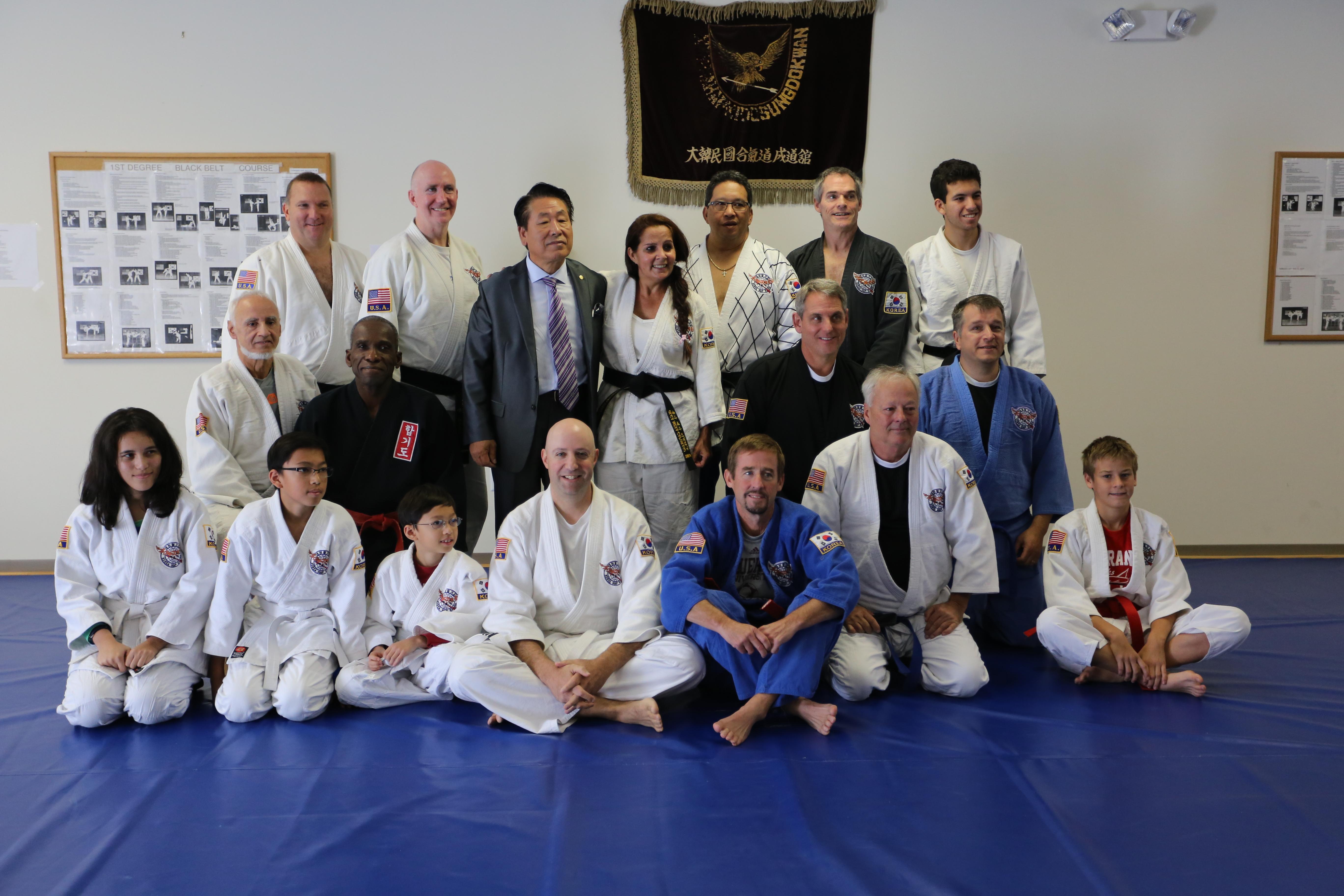 The Hapkido Center Llc Of Warren Nj